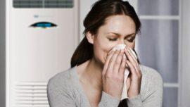 Bakımsız Klimalar Hasta Ediyor…